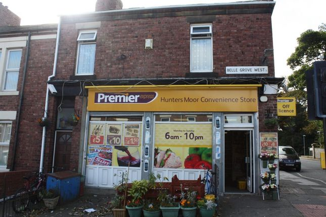 Thumbnail Flat to rent in Belle Grove West, Spital Tongues, Newcastle Upon Tyne