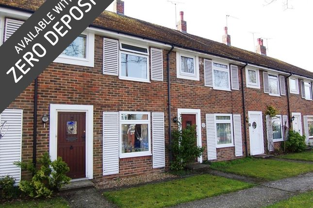Thumbnail Terraced house to rent in Rectory Cottages, Storrington
