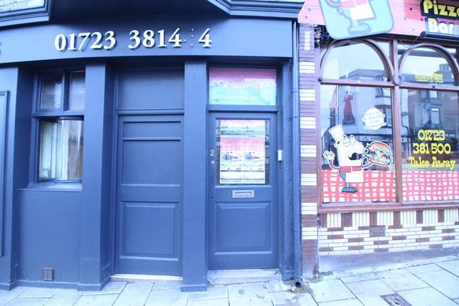 Commercial property to let in Victoria Road, Scarborough