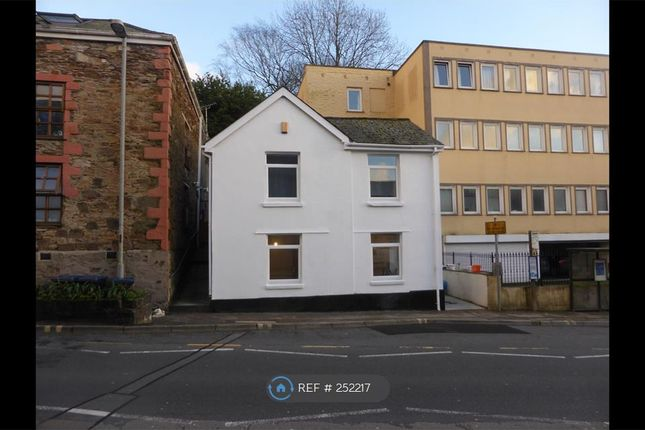 Thumbnail Flat to rent in South Street, St, Austell