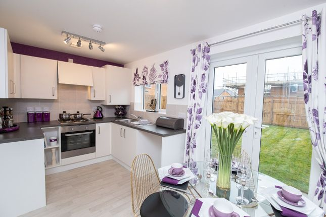 Kitchen/Dining of Plot 124, The Cork, Moorside Place, Valley Drive, Carlisle CA1