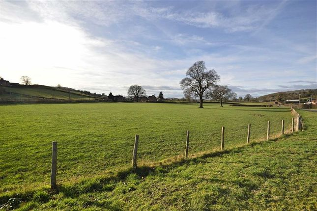Thumbnail Property for sale in Development Land, Opposite Oak View, Sarn, Newtown, Powys