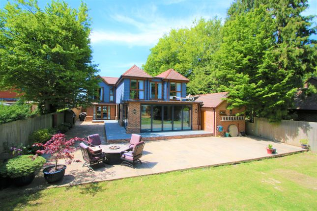 Thumbnail Detached house for sale in Redbrook Street, Woodchurch, Ashford