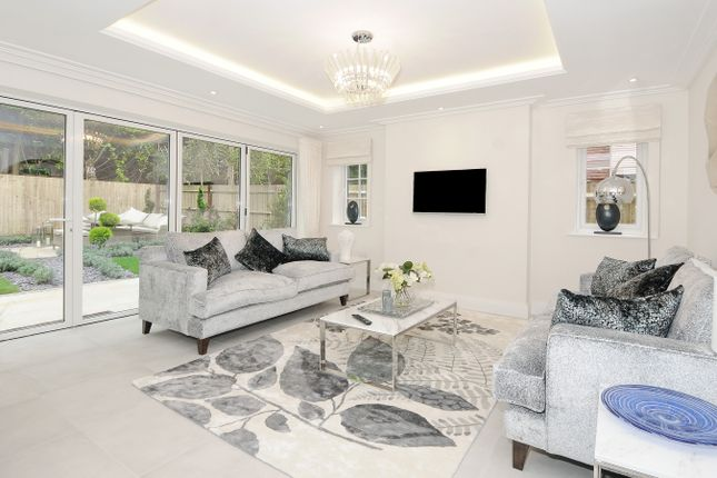 Thumbnail Detached house for sale in Holcombe House Gardens, London Road, Sunningdale, Berkshire, Sunningdale, Berkshire