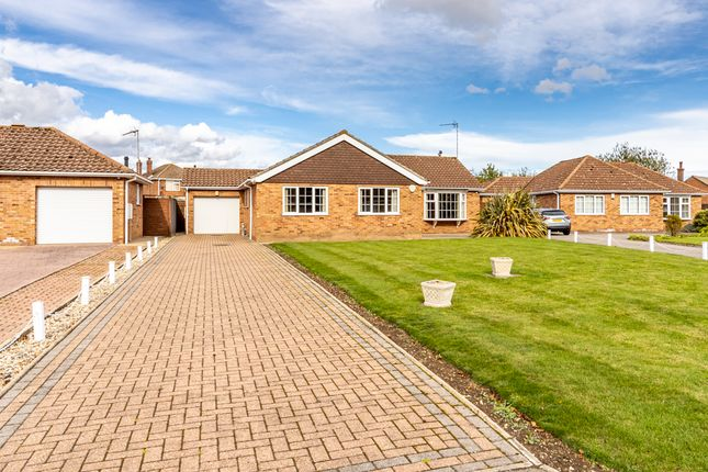 Thumbnail Detached bungalow for sale in Towell Close, Boston