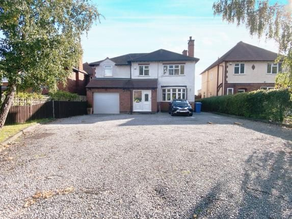 Thumbnail Property for sale in High Lane West, West Hallam, Ilkeston