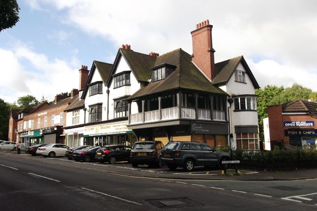 Restaurant/cafe to let in Thornhill Road, Streetly, Sutton Coldfield