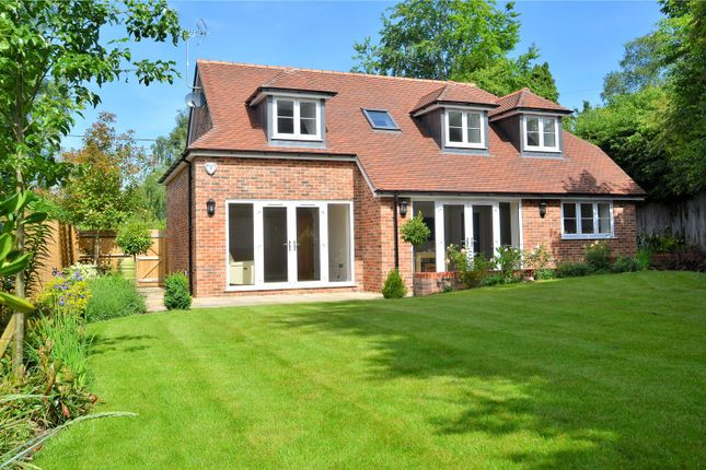 Thumbnail Detached house for sale in Crays Pond, Reading