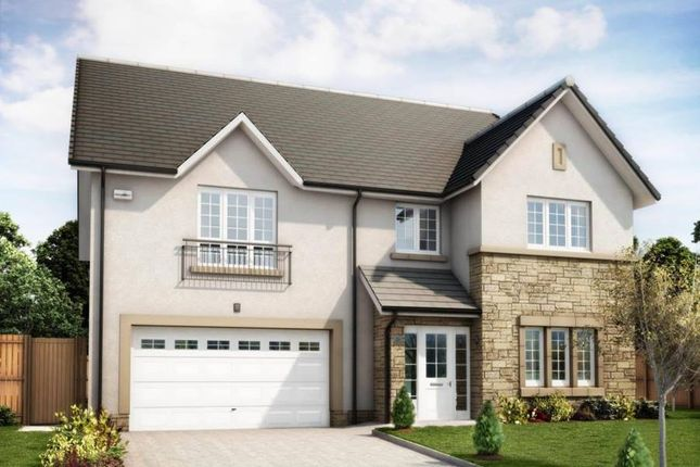 "Thumbnail Detached house for sale in ""The Lewis"" at Lowrie Gait, South Queensferry"
