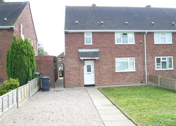 Thumbnail Flat for sale in Kitchen Lane, Wednesfield, Wednesfield