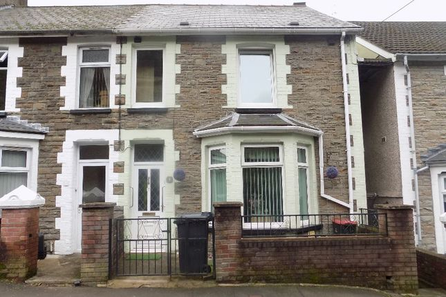Thumbnail Terraced house for sale in Gwern Berthi Road, Cwmtillery, Abertillery