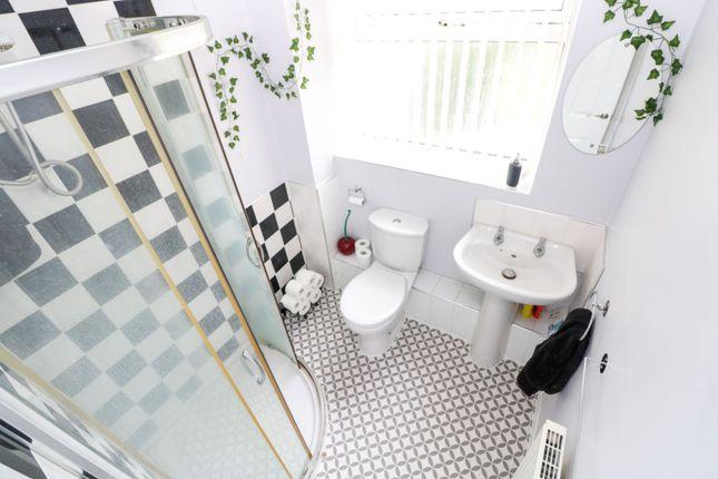 Shower Room of Millfields Way, Wombourne, Wolverhampton WV5