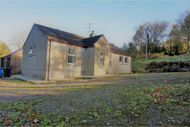 Thumbnail Detached bungalow for sale in Slieveboy Road, Claudy