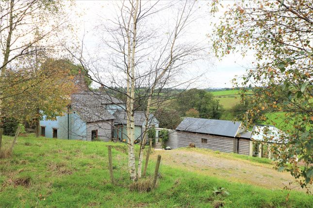 Thumbnail Semi-detached house for sale in Clomendy Farm, Llansoar, Nr Caerleon