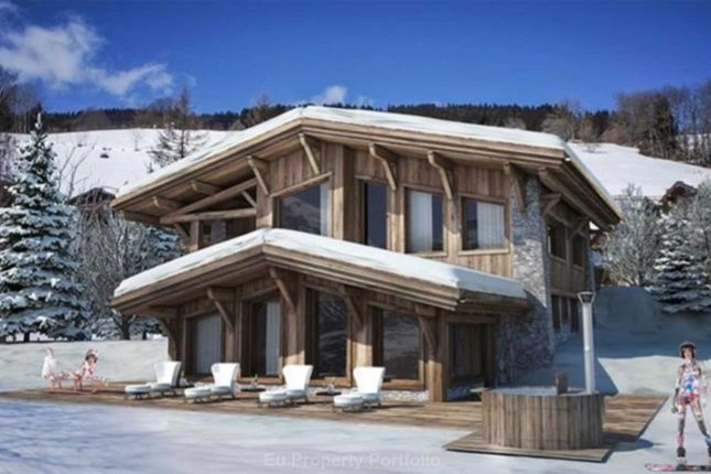 Thumbnail Villa for sale in Megeve, French Alps