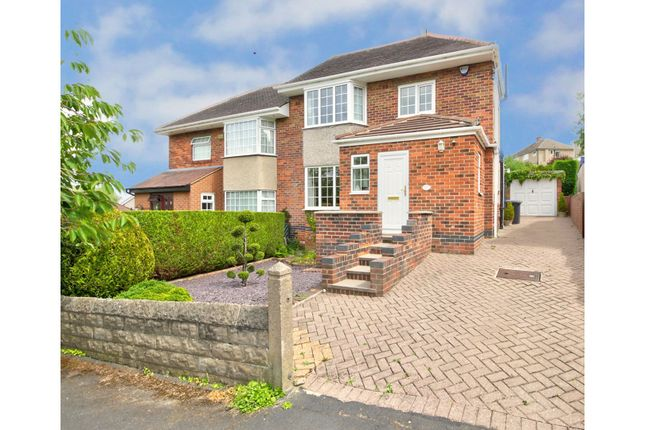 Thumbnail Semi-detached house for sale in Hagg Lane, Crosspool, Sheffield
