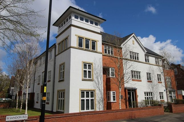 Thumbnail Flat for sale in Sandon Road, Birmingham