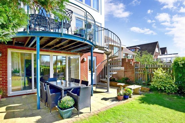 Thumbnail Detached house for sale in Grand Parade, Littlestone, New Romney, Kent
