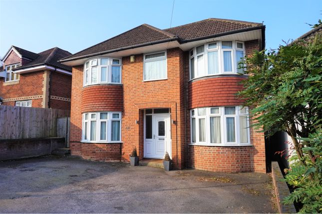 Thumbnail Detached house for sale in Lordswood Road, Bassett