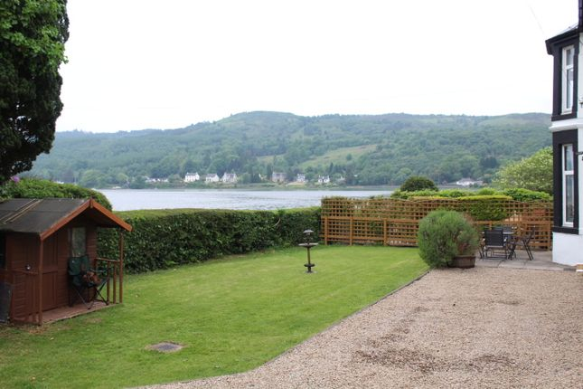 Thumbnail Flat for sale in Shore Walk, Garelochhead