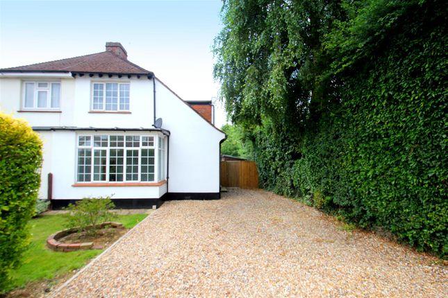 Thumbnail Semi-detached house to rent in Berwyn Grove, Maidstone