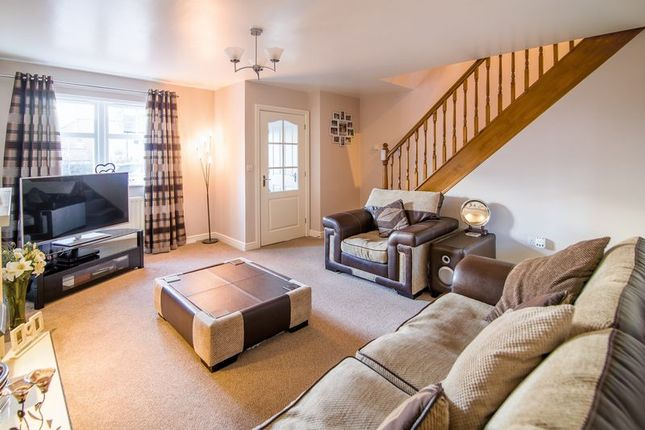 Thumbnail Semi-detached house for sale in Lingla Gardens, Frizington