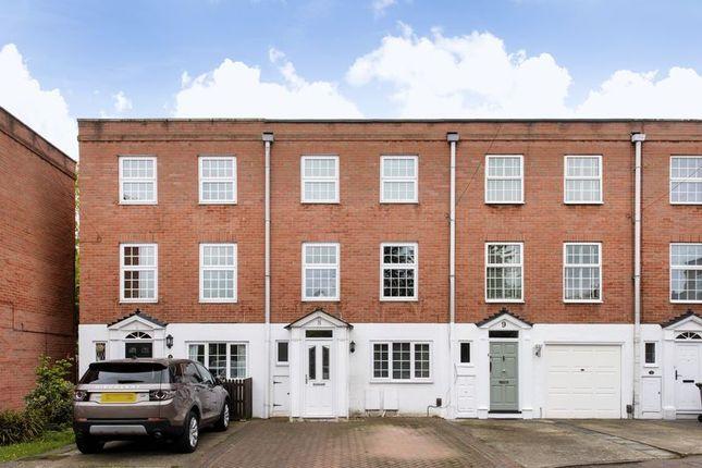 Thumbnail Terraced house for sale in Blenheim Close, London