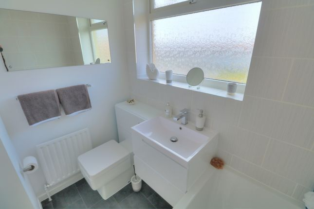 Bathroom of Deborah Terrace, Central Avenue, Telscombe Cliffs, Peacehaven BN10