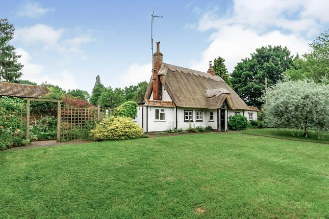 Thumbnail Property for sale in Maiden Street, Weston, Hitchin