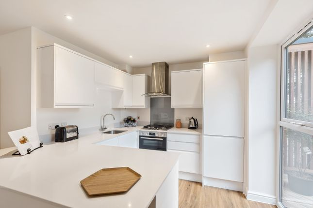 Kitchen of Cedar Apartments, College Street, Petersfield GU31