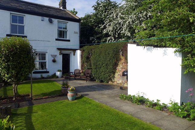 Thumbnail End terrace house for sale in Manor Terrace, Yeadon, Leeds, West Yorkshire