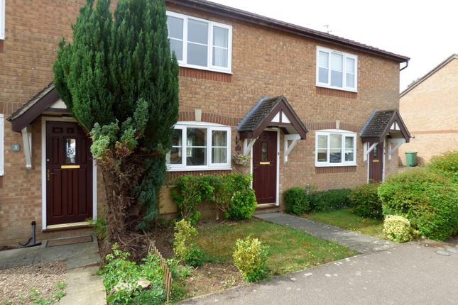 Thumbnail Terraced house to rent in Byron Way, Stamford