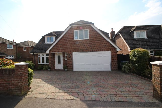 Thumbnail Detached house for sale in Cyprus Road, Fareham