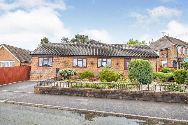 Thumbnail Detached bungalow for sale in Highfield Road, Littleover, Derby