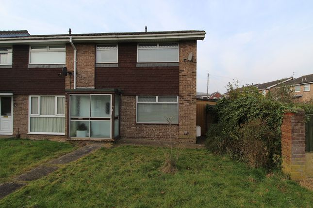 3 bed end terrace house for sale in Mile Walk, Whitchurch, Bristol