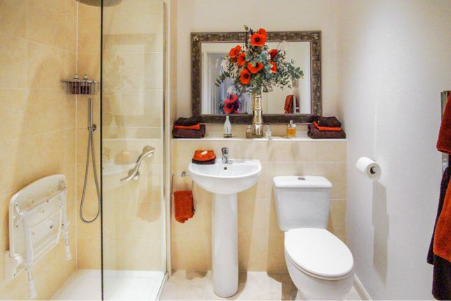 Shower Room of Kemback Street, Dundee DD4