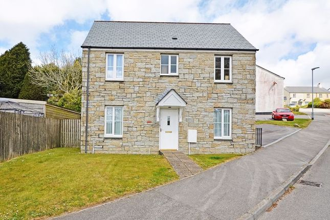 3 bed detached house for sale in Grenville Meadows, Nanpean, St. Austell PL26