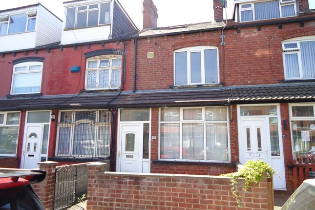 Thumbnail Terraced house to rent in Cross Flatts Place, Beeston