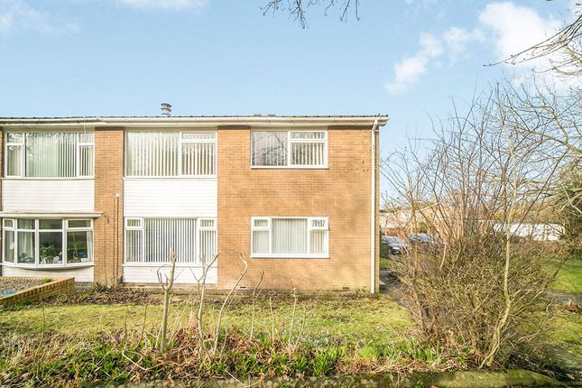Thumbnail Flat to rent in Leasyde Walk, Whickham, Newcastle Upon Tyne