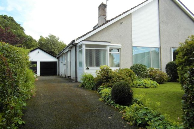 Thumbnail Semi-detached house for sale in Hornby Bank, Hornby, Lancaster