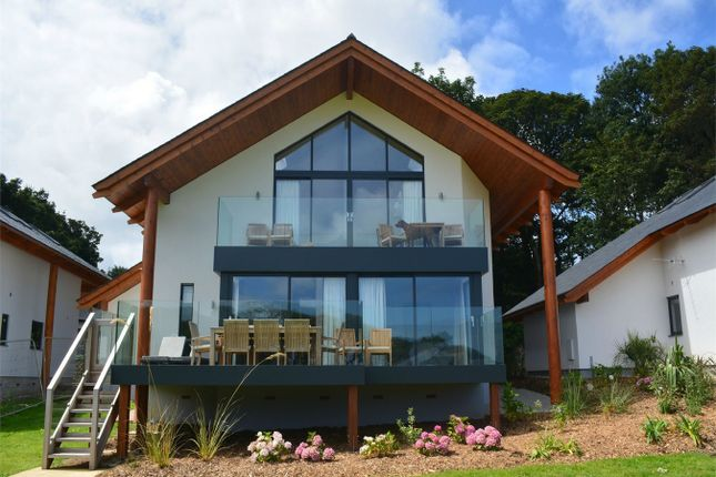 Thumbnail Detached house for sale in Castle Approach, Tregenna Castle, St Ives, Cornwall