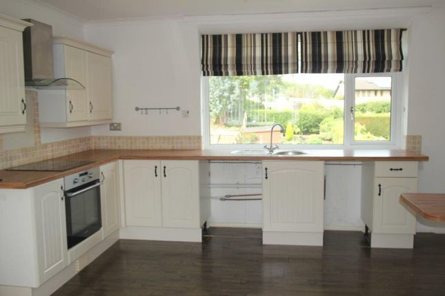 Thumbnail Flat to rent in Woodland Crescent, Abergavenny