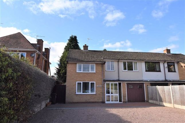 Thumbnail Semi-detached house for sale in Worcester Road, Droitwich, Worcestershire