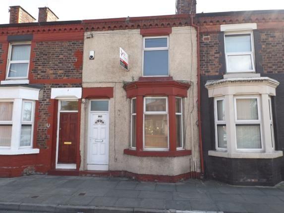 Front of Owen Road, Kirkdale, Liverpool L4