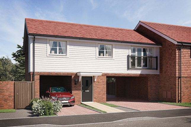 "Thumbnail Duplex for sale in ""The Folly"" at Millpond Lane, Faygate, Horsham"