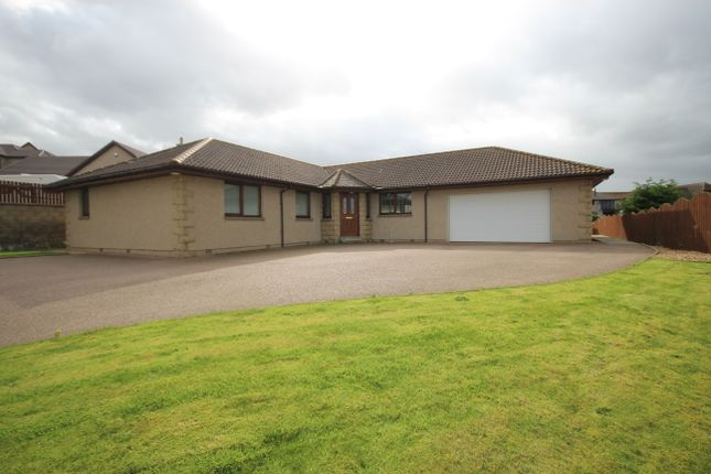 Thumbnail Detached bungalow for sale in 48 Melrose Crescent, Macduff