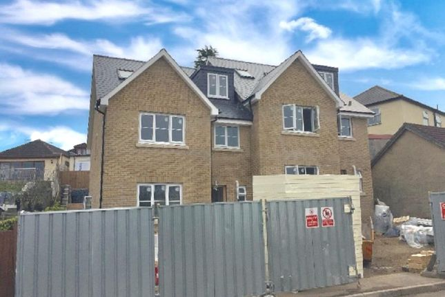 Thumbnail Semi-detached house for sale in Castle Rise, Rumney, Cardiff