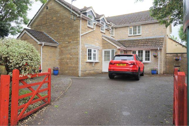 Thumbnail Detached house for sale in Kenn Street, Kenn