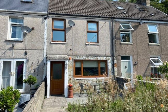 Thumbnail Terraced house for sale in Tyr Halen Row, Baglan, Port Talbot.