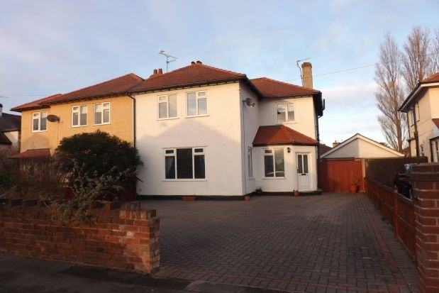 Thumbnail Property to rent in North Drive, Rhyl